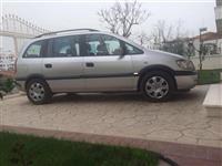 Opel zafira benzin gaz 2001
