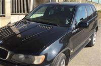 BMW X 5 3.0 Nafte