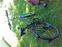 Biciklet gjermane alumin-karbon