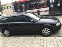 Audi A4 fulle ndrrime i mundeshem