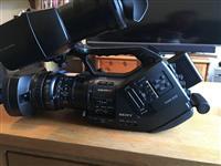 Videokamera Sony PMW-EX3. Kohë të ulëta vetëm 300