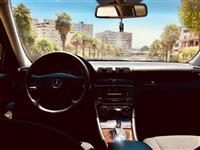 Mercedes C200 benzin+gaz -05