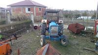 Traktor me frez dhe me lidhse