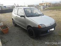 Fiat Seicento, Shume ekonomike, viti 2000