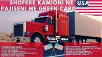 Shofer Kamioni ne USA