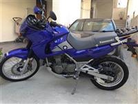 Kawasaki kle 500 cc letrat deri ne  qershore 2017