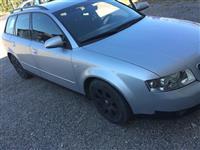 Audi A4 1.9 naftet me gjitha letrat e prera