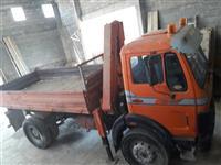 Kamion Mersedes Benc 16 - 19.  4 × 4