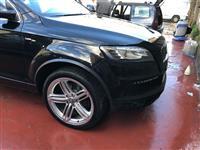 Audi Q7, 2x s line, Lang, Super Full Option
