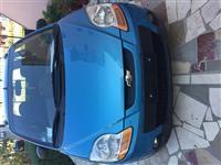 Chevrolet Matiz benzin+gaz
