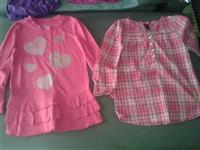 Bluza per vajza 6-7 vjece 1500 leke te vjetra copa