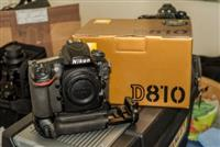 Nikon D810 Digital Camera + Lens Kit
