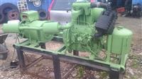 Gjerenator 20 kilovat motorr deutz 42 kuaj