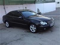 Mercedes CLK270 cdi Avantgarde -03