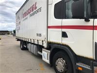 Shes kamionin per arsye emigrimi