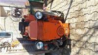 Traktorbujqesor