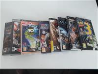 PSP me 8 disqe me lojera bashke me Karikuese!