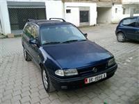 Opel Astra benzine gas -93