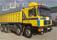 Kamion MAN 26 502-1995.FIER