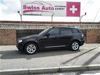 BMW X3,  200 NAFTE, 2009 SUPER GJENDJE, SWISSAUTO