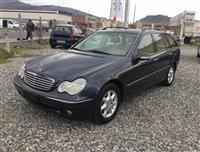 Mercedes C 220 cdi ( elegance) nafte viti 2003