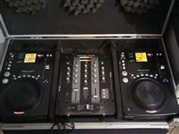 American audio dj