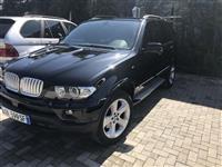 BMW X5 Maj 2006 prodhuar 3000cc naft OKAZION