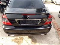 Mercedes E class 240 benzin gas