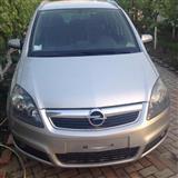 Opel zafira 1.9 okazion 6+1 i sapo ardhur!