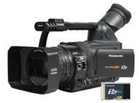 Kamer panasonic p2 hvx200