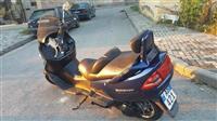 Suzuki burgman 250cc 2001