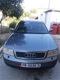 Audi A6 i vitit shitet