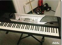 Yamaha psr gx76