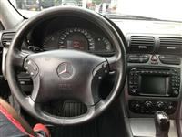 Mercedes benz c clas 270 manual advangard