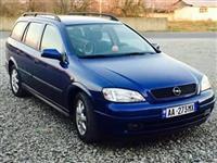 Opel Astra naft vit  2002
