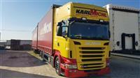 Kamion Scania R420  120m3