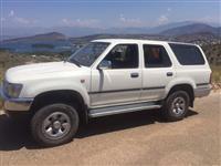 Toyota 4×4 Bezin Gaz
