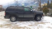 Chevrolet Tahoe benzin+gaz
