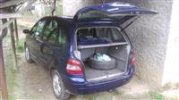 Renault scenic 2003 Benzin+Gaz