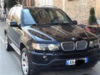 X5 Benzine gaz