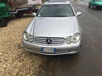 Mercedes CLK 270 dizel 5 mi euro