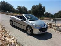 Peugeot 207cc kabriolet