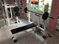 vegla PROFESIONALE palester,body building, fitness