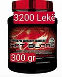 """HOT BLOOD"" Preworkout"