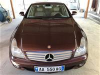 Mercedes Benz CLS320